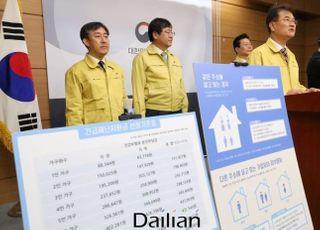 내일부터 지원 시급한 280만 가구에 '긴급재난지원금' 현금 지급
