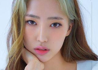 걸그룹 레드스퀘어, 첫 번째 멤버 채아 공개…메인 댄서 담당