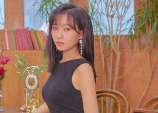 러블리즈 류수정, 데뷔 6년 만에 첫 솔로…자작곡도 수록