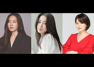 엄지원·박하선·장혜진, 범상치 않은 조합…tvN '산후조리원'