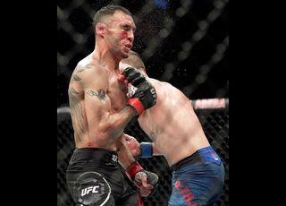 [UFC] '상남자가 있어' 퍼거슨, TKO패 후에도 잃지 않은 품격