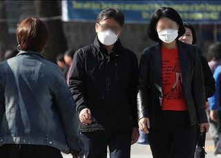 [내일날씨] 낮 최고 기온 27도…수도권 짙은 미세먼지