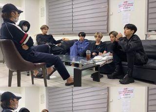 방탄소년단, 새 앨범 회의 지켜 본 사람이 무려 '31만 명'