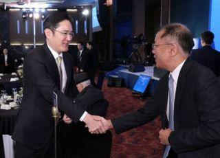 이재용-정의선, 첫 단독 회동…차세대 전기차 배터리 개발 논의
