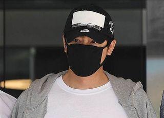 """'성폭행 혐의' 강지환 """"평생 반성하겠다"""" 울먹"""
