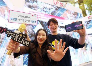 LG유플러스, '랜선음악여행-트립투케이팝' 생중계 진행
