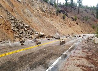 미 네바다 사막 규모 6.5 강진...캘리포니아·유타까지 흔들