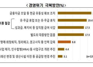 """""""대기업, 코로나19에도 인력감축 자제...긴축재정으로 버텨"""""""
