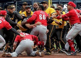 'KBO리그 참고' MLB, 벤치 클리어링도 금지
