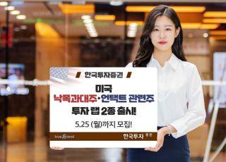 한국투자증권, 미국 낙폭과대주·언택트관련주 투자랩 2종 출시
