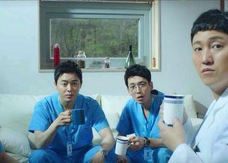 '슬기로운 의사생활' 시청률 13% 돌파…자체 최고 또 경신