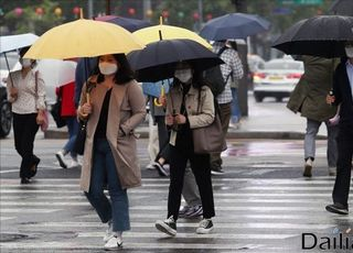[내일날씨] 전국 흐리고 낮 사이 곳곳에 비…낮 최고기온 19~29도