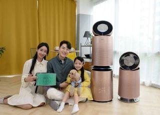 LG전자, 퓨리케어 360° 공청기 펫에 로즈골드 색상 신제품 출시