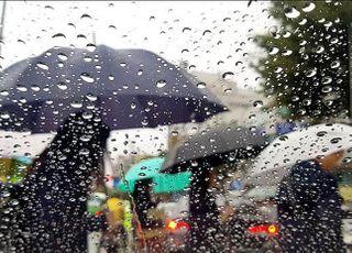[날씨] 오후까지 전국 곳곳 비, 미세먼지 '좋음'