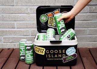 구스아일랜드, 여름맞이 한정 '아이스박스 패키지' 출시