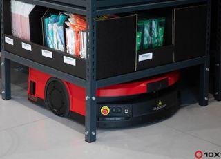 텐바이텐, 물류센터에 '무인운반로봇' 도입