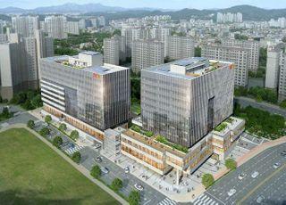 SK건설, 지식산업센터 '구로 SK V1 center' 분양