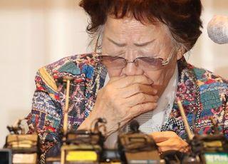 민주당 강성 지지층, '곽상도 기획설?' 가짜뉴스로 이용수 할머니는 매도