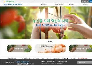농산물 도매유통도 온라인 시대…양파·마늘부터 시범 운영