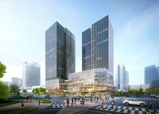 지역 대표 상권 필수요소 갖춘 송도국제도시 '송도 브로드 스퀘어'