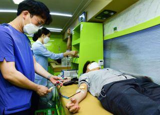 한전, 사랑나눔 헌혈 캠페인 시행