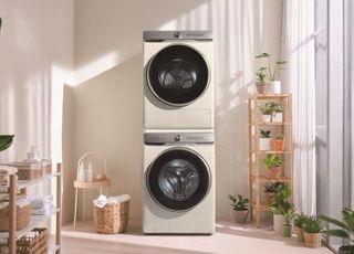 삼성 그랑데 AI 건조기·세탁기 누적 판매량 15만대...인기몰이