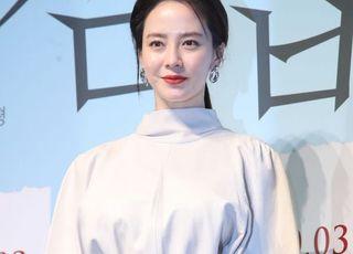 """'침입자' 송지효 """"욕심낸 캐릭터, 연기 아쉽고 후회"""""""