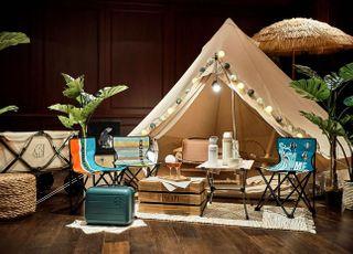 레스케이프 호텔, 도심 속 캠핑 '서머에디션 시티 브레이크' 패키지 출시