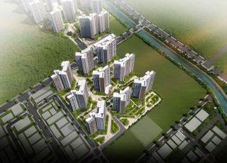 GS건설, '광양센트럴자이' 29일 견본주택 개관