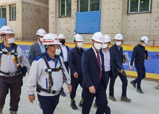 LH, 전국 420개 건설현장 특별 안전점검 시행