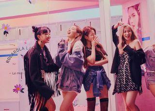 'K-POP 新 엔진' 시크릿넘버, '후 디스' MV 1000만뷰