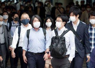 """일본 4월 휴직자 600만명…""""전례 없는 충격"""""""