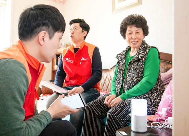 SK텔레콤, ICT 활용해 사회적 가치 1조8709억 창출