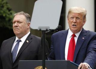 """미국 첫 민간 유인우주선 발사 성공… 트럼프 """"이건 시작에 불과"""""""