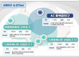 수소·AI 등 신산업 중심 경제자유구역 추가지정