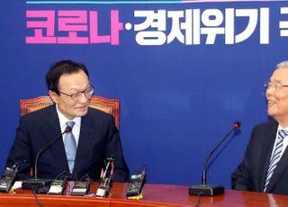 '이해찬vs김종인' 노정객들의 치열한 기싸움