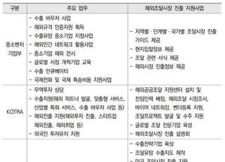 국내시장 60배, 10조 달러 해외조달시장…신흥국 '노른자' 잡아라