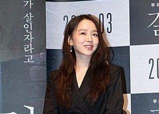 """'결백' 신혜선 """"스크린 속 내 모습, 꿈인지 생시인지"""""""