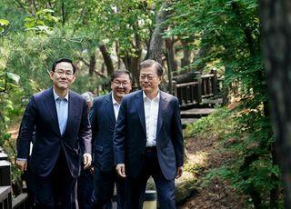 靑, '與 177석 횡포' 우려 기류…개원 연설 시점 고심