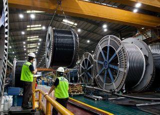LS전선, 1000억 규모 싱가포르 전력케이블 수주