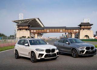 BMW, M퍼포먼스 초고성능 SUV '뉴 X5 M', '뉴 X6 M' 국내 출시