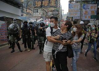 """중국, 홍콩 관련 미국 비자 제한 반발…""""내정간섭 말라"""""""
