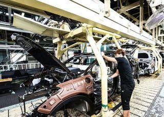 현대차, 특별연장근로 인가…'G80·GV80' 수요 대응 주 62시간 근무