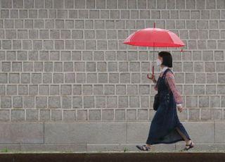 """[내일날씨] 전국 구름 많고 '소나기'…""""우산 챙기세요"""""""