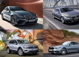 수입차, 개소세 혜택에 6월 판매 급증…독일차 '승승장구'