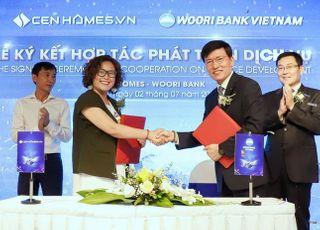 우리은행, 베트남 센그룹과 손잡고 디지털금융 서비스 확대