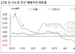 [주간부동산시황] 6‧17대책에도 서울‧경기‧인천 상승세 지속