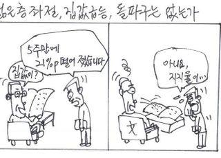 [시사만평] 청년층 좌절시대…'채용논란' '집값급등'에 한숨