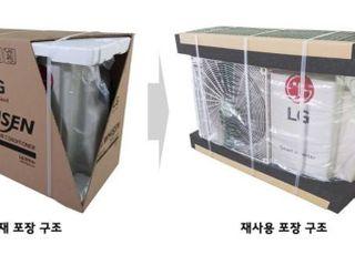 전자업계도 포장재 재사용 동참…폐기물 감량 잰걸음