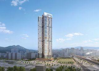 현대건설, '힐스테이트 의정부역' 아파트 완판